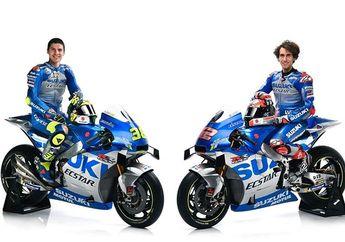 Gak Berasa, Motor MotoGP Suzuki Mesin Segaris Udah 6 Musim Aja, Ini Tampang GSX-RR dari 2015-2020