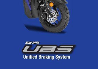 Bongkar Fitur Unified Braking System yang Dimiliki Motor Yamaha Paling Irit, Ini Videonya