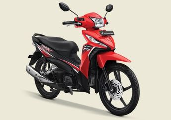 Baru Diluncurkan Motor Bebek Paling Irit Facelift, Iritnya Saingi Honda BeAT