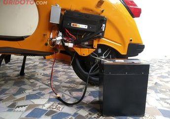 Motor Listrik Ada Yang Tidak Menggunakan Rantai atau V Belt, Yuk Kenali