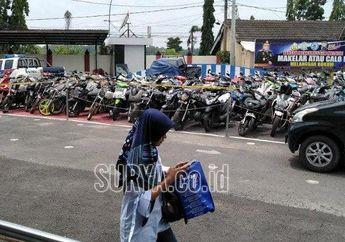Khusus Warga Madura, Pernah Kehilangan Motor Silahkan ke Polres Bangkalan, Jangan Lupa Bawa Surat Kendaraan