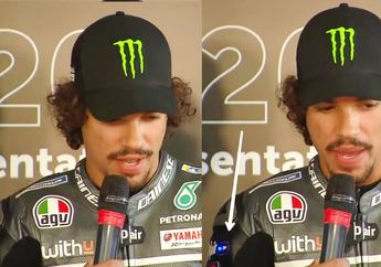 Video Lampu Disko Di Baju Balap MotoGP Bro, Ternyata Ini Fungsinya
