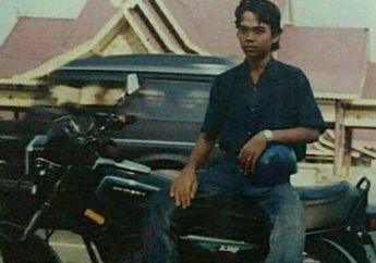 Enggak Nyangka, Sebelum Naik Harley-Davidson, Ustadz Abdul Somad Muda Ternyata Bikers Yamaha RX-King