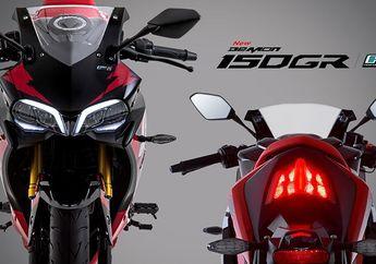 Desainnya Anak Muda Banget, Motor Sport New GPX Demon 150 GR Dijual Lebih Murah dari Honda CBR150R