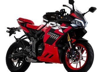 Desain Sporty Idaman Anak Muda dengan Harga Terjangkau, Intip Spesifikasi New GPX Demon 150 GR