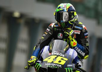 Dua Dekade Lamanya di MotoGP, Valentino Rossi Punya Kenangan Paling Membekas, Nih 3 Kemenangan Paling Berkesan