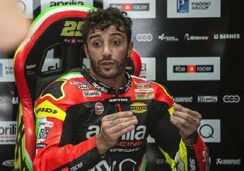 Andrea Iannone Tersenyum Lebar, Gara-gara Rambut Selamatkan Karirnya di MotoGP