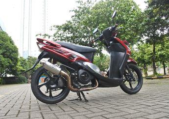 Ngeri, Video Yamaha Mio Modifikasi 2 Silinder, Suaranya Mirip Moge 600 cc