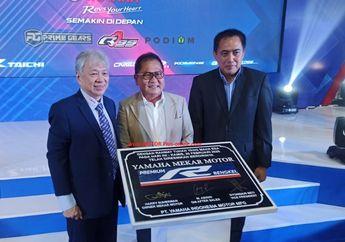 Direktur Yamaha Mekar Motor Ungkap Alasan Pilih Cibinong Sebagai Premium Service Center