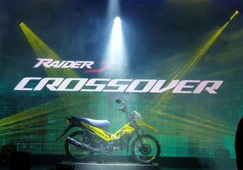 Lebih Murah Dibanding Kompetitornya, Suzuki Raider J Crossover Resmi Meluncur, Begini Spek dan Fiturnya