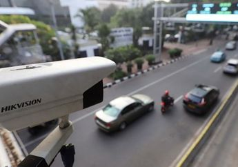 Waspada Tilang Elektronik, Pemotor Masih Banyak yang Bingung Perbedaan Kamera CCTV dengan ETLE