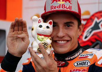 Luar Biasa! Rekor Baru di MotoGP, Marc Marquez Perpanjang Kontrak dengan Honda Untuk 4 Tahun Lamanya