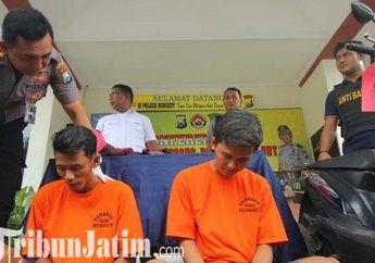 Dorr, Kerap Meresahkan Warga  Surabaya, Kaki Dua Maling Motor Dihadiahi Timah Panas Oleh Polisi