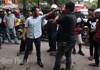 Takut Dikeroyok Warga, Debt Collector Nekat Loncat ke Kali Ciliwung