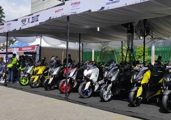 Customaxi Yamaha x Heritage Built 2020 Digelar di Medan, Modifikasinya Sadis!