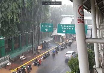 Virus Corona Belum Reda, BMKG Beri Peringatan Cuaca Ekstrem, Bikers Diimbau Selalu Jaga Kesehatan