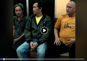 Awalnya Galak Banget Sekarang Lemes, Tiga Orang Ojek Pangkalan Pemeras Penumpang Rp 750 Diringkus,  Terancam 5 Tahun Penjara