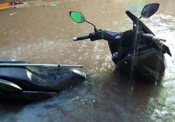 Biaya Perbaikan Yamaha NMAX Kalau Terobos Banjir, Bikin Melongo