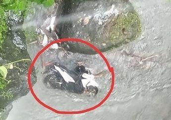 Warga Bali Geger, Honda Vario Dibuang ke Sungai, Alasannya Biar Enggak Jadi Tumbal