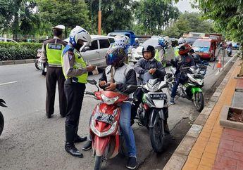 Ribuan Kendaraan Terjaring Razia di Purwakarta, Penunggak Pajak Paling Banyak Didominasi Motor
