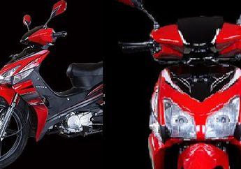 Booming di Tahun 2000-an Kirain Honda Vario lawas Tapi Kok Bebek, Pernah Liat? Ternyata Ini Motornya