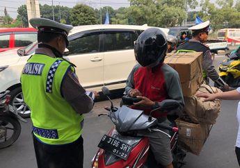 Polisi Mulai Giat Gelar Razia Gabungan, Penunggak Pajak Kendaraan Jadi Sasaran Utama