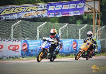 Gokil, Oli IPONE Bersama Gas Tipis Championship Gelar Road Race, Drag Bike dan Freestyle Secara Bersamaan