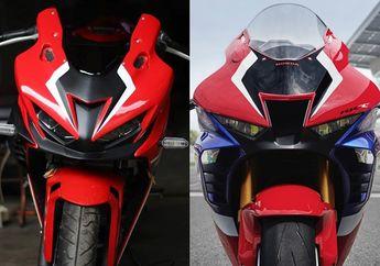 Racun Cover Fairing Honda CBR150R, Tampilan Ala CBR1000RR-R 2020 Modal Hanya Rp 500 Ribu