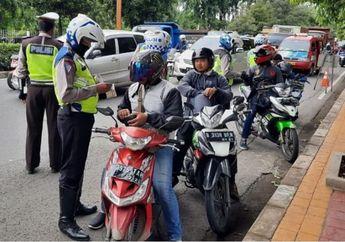 Razia Gabungan Siap Digelar, Polisi Incar Pemotor Main Ponsel di Jalan Raya, Catat Lokasinya