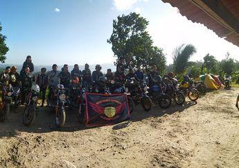 Asyik Banget Nih, Komunitas Motor Thunderianz Ajak Turing dan Camping Pecinta Suzuki Thunder Se-Indonesia