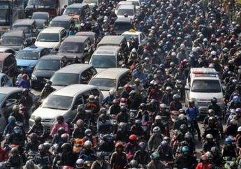 Jarang yang Sadar, Ternyata Kemacetan DKI Jakarta Pada Tahun 2019 Menurun, Ini Faktanya