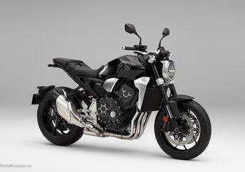 Mewah Banget, Honda CB1000R Dapat Penyegaran 3 Warna Baru, Harganya Bikin Deg-degan