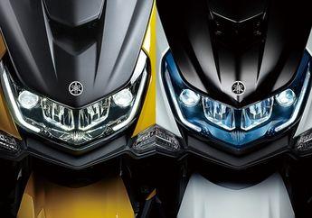 Jiwa Bikers Bergetar, Saingan Yamaha All New NMAX Resmi Meluncur, Desain dan Fiturnya Futuristik, Harganya Bikin Melongo
