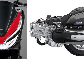 Tak Mau Kalah Dari Yamaha NMAX, Honda Siapkan All New PCX Baru Fitur Makin Canggih Mesin Makin Gede