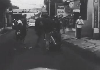 Nyawa Melayang Gara-gara Blayer Motor, Korban Tutup Usia Dihantam Bambu dan Batu