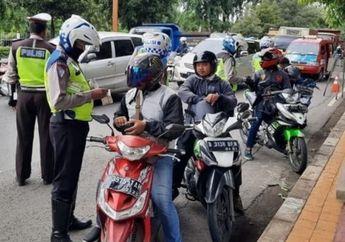 Nekat Gelar Razia Gabungan, Anggota Satlantas Polres Jaktim Gak Berkutik Kena Sanksi Dirlantas Polda Metro Jaya