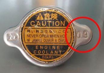 Sambil Isi Waktu #dirumahaja, Yuk Cek Tutup Radiator, Gak Ketahuan Rusak Bisa Bikin Mesin Jebol