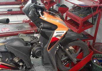 Antisipasi Curanmor!  Sering Dilaporkan Hilang Pemilik Honda BeAT Wajib Pasang Alat Pengaman Ini