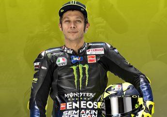Julukan The Doctor Bukan Kaleng-kaleng, Valentino Rossi Aktif Donasi Korban Virus Corona di Italia, Angkanya Bikin Tercengang