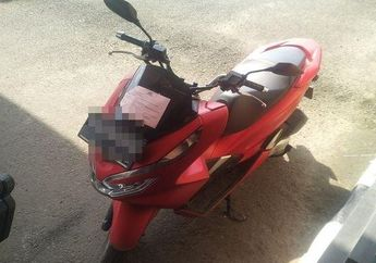 Ngeri, Betis Jambret Berlumurah Darah Didor Polisi, Modal Honda PCX150 Incar Tas Perempuan