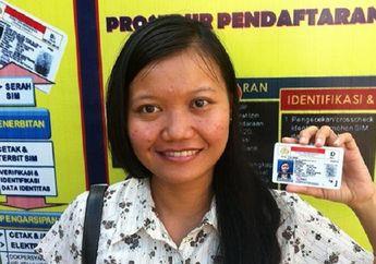 Di Indonesia Berlaku SIM A Sampai SIM C, Apakah SIM D Berlaku Untuk Pemotor Juga? Ini Penjelasannya