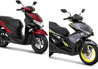 Dua Motor Matic Yamaha Mendadak Dipanggil ke Bengkel Resmi, Ternyata Ini Alasannya