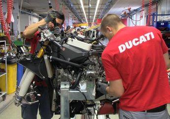 Imbas Virus Corona, 3 Produsen Motor di Eropa Tutup Sementara