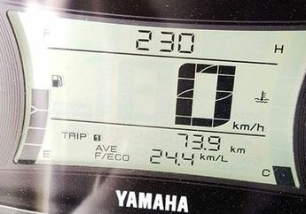 Bikin Kaget Yamaha All New NMAX Boros Banget 1 Liter Cuma Terpakai 24,4 Km Sebabnya Sepele, Normalnya Bisa 45 Km/liter