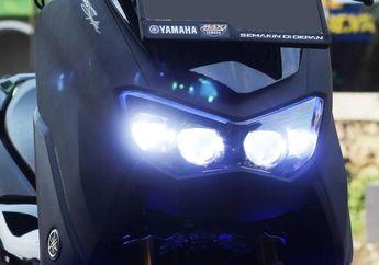 Mewah! Yamaha All New NMAX Velfire, Tipe Tertinggi di Atas Connected ABS?
