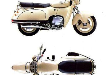 Ada yang Punya Gak Ya? Suzuki SW-1 Motor Sport Desainnya Mirip Vespa, Mesinnya  Bikin Melongo!