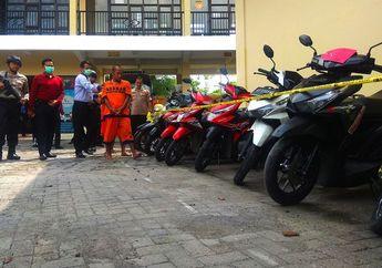 Waduh, Maling Kambing dan Maling Ayam Dalam Satu Sel, Setelah Keluar Penjara Malah Bentuk Komplotan Maling Motor