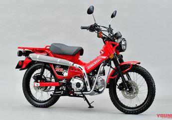 Model Klasik dan Bisa Diajak Trabasan, Honda CT125 Hunter Cub Bakal Masuk Indonesia Lewat Importir Umum