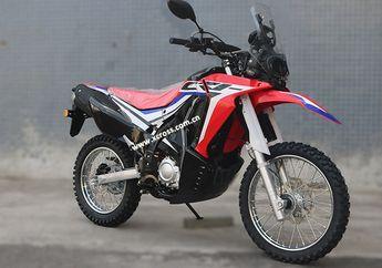 Bikin Baper, Motor Baru Kembaran Honda CRF250 Rally Resmi Dijual, Harganya Lebih Murah dari All New Honda BeAT