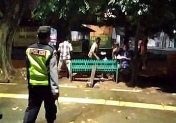 Pemotor Sadarlah, Polisi Siap Ringkus Warga yang Nekat Nongkrong Selama Darurat Virus Corona, Hukumannya Bikin Kapok
